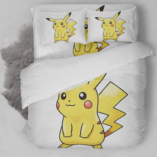 Pikachu A Bedding Set