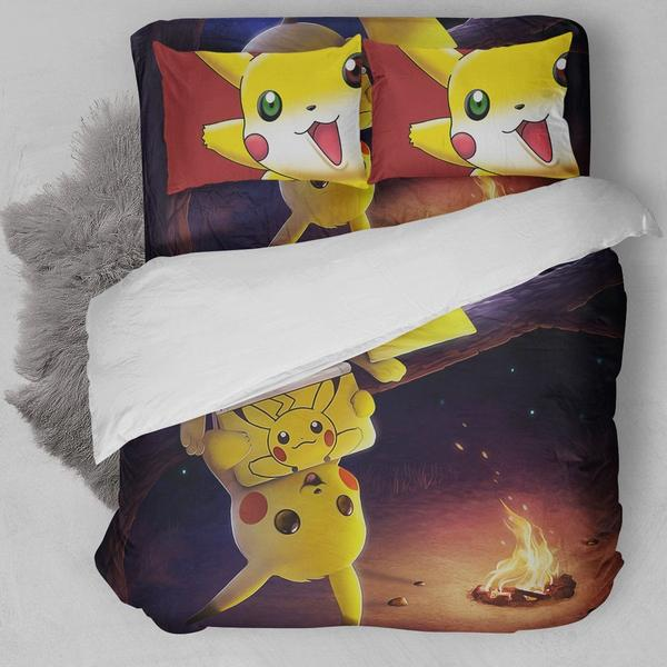Pikachu Bedding Set 1
