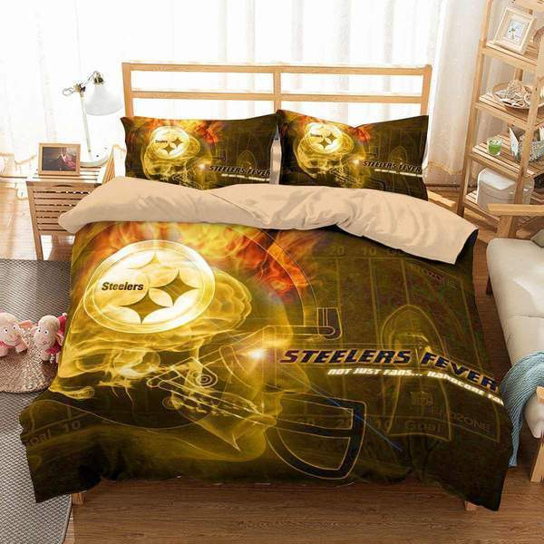 Pittsburgh Steelers Bedding set