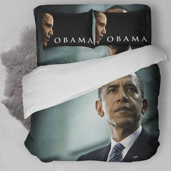 President Barack Obama A Bedding Set