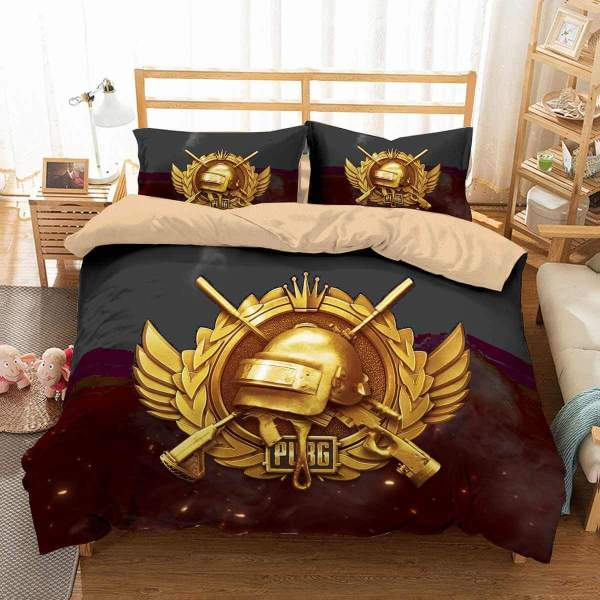 Pubg Bedding Set V1