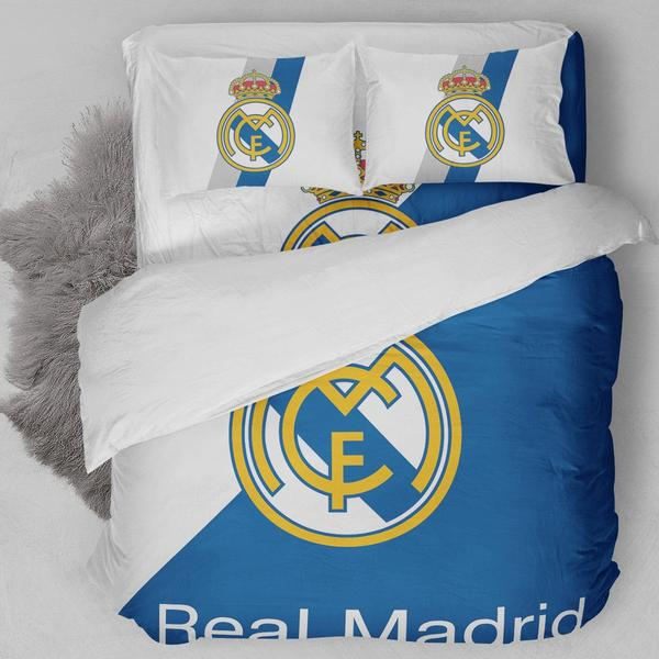 REAL MADRID BEDDING SET