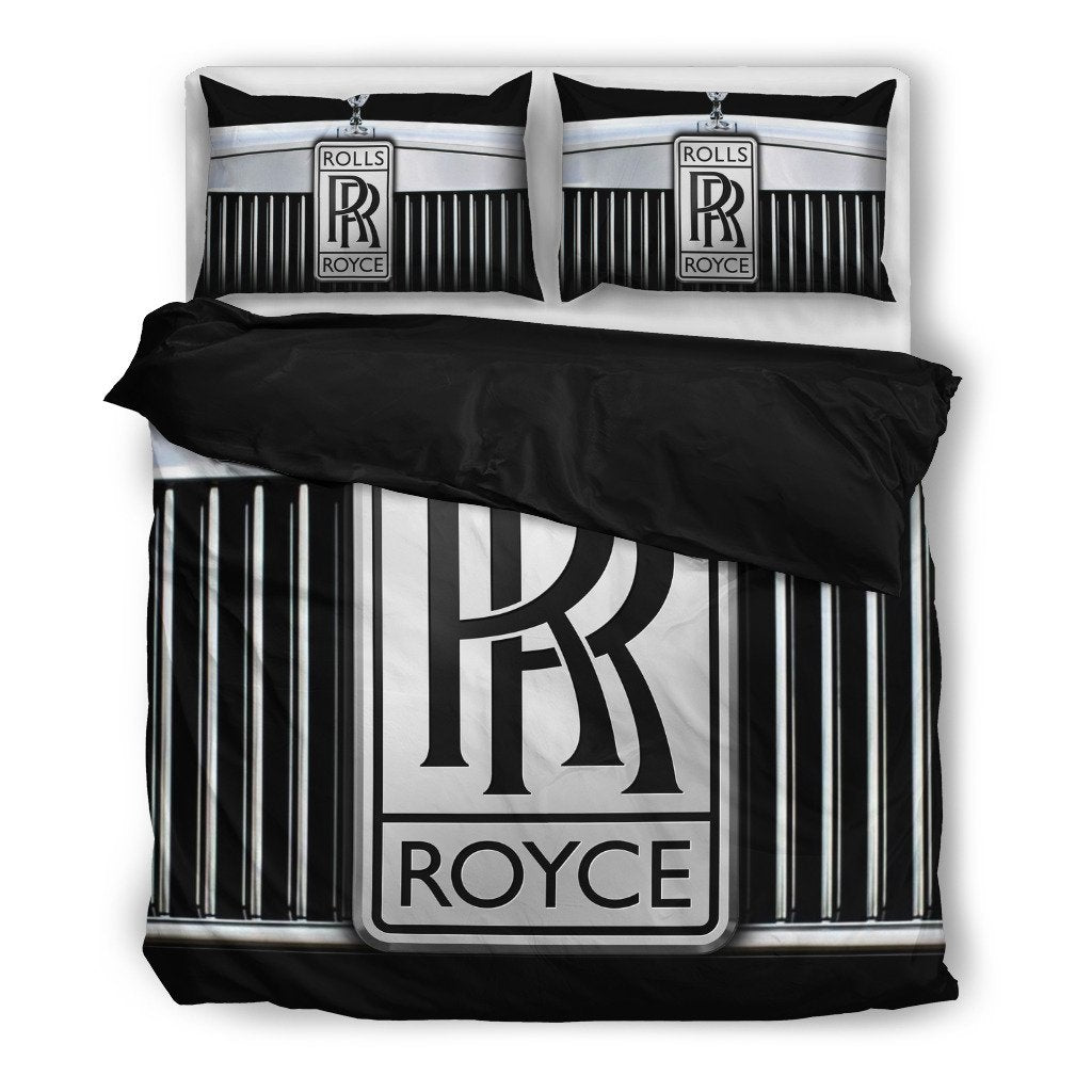 ROLLS ROYCE BEDDING SET3
