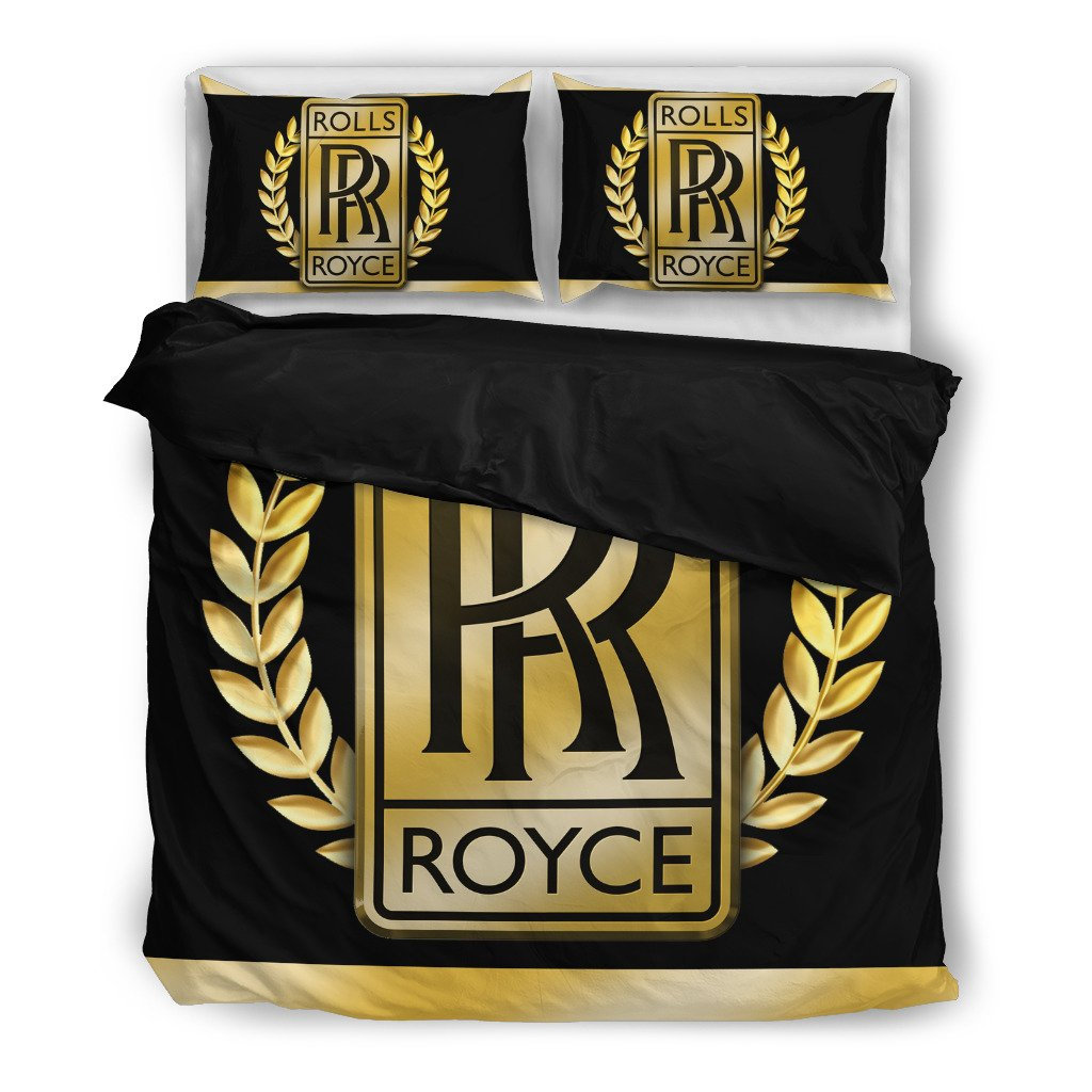 ROLLS ROYCE BEDDING SET
