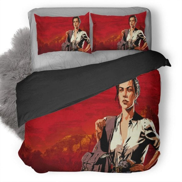 Red Dead Redemption Bedding set V15
