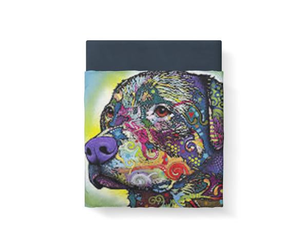 Rottweilers Dog A Bedding Set
