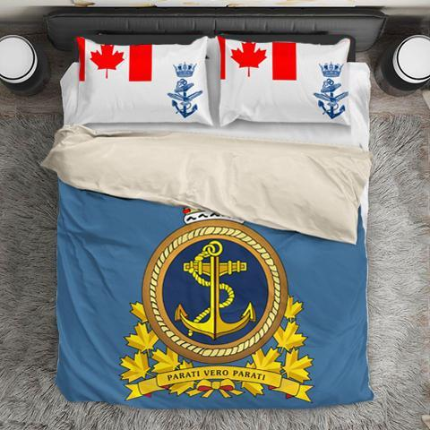 Royal Canadian Navy Duvet Cover bedding