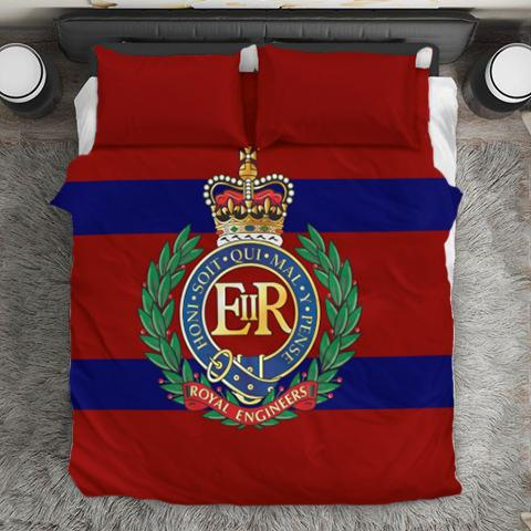 Royal Engineers Duvet Cover bedding