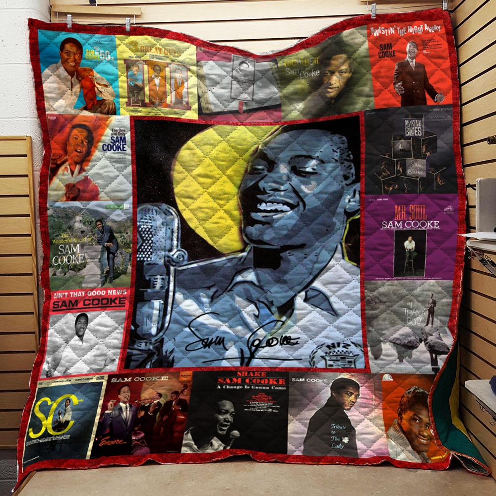 Sam Cooke Tribute Quilts