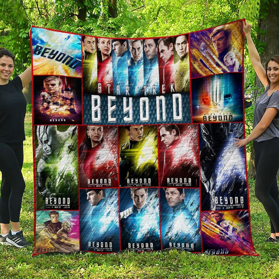 Star Trek Ver3 Quilts