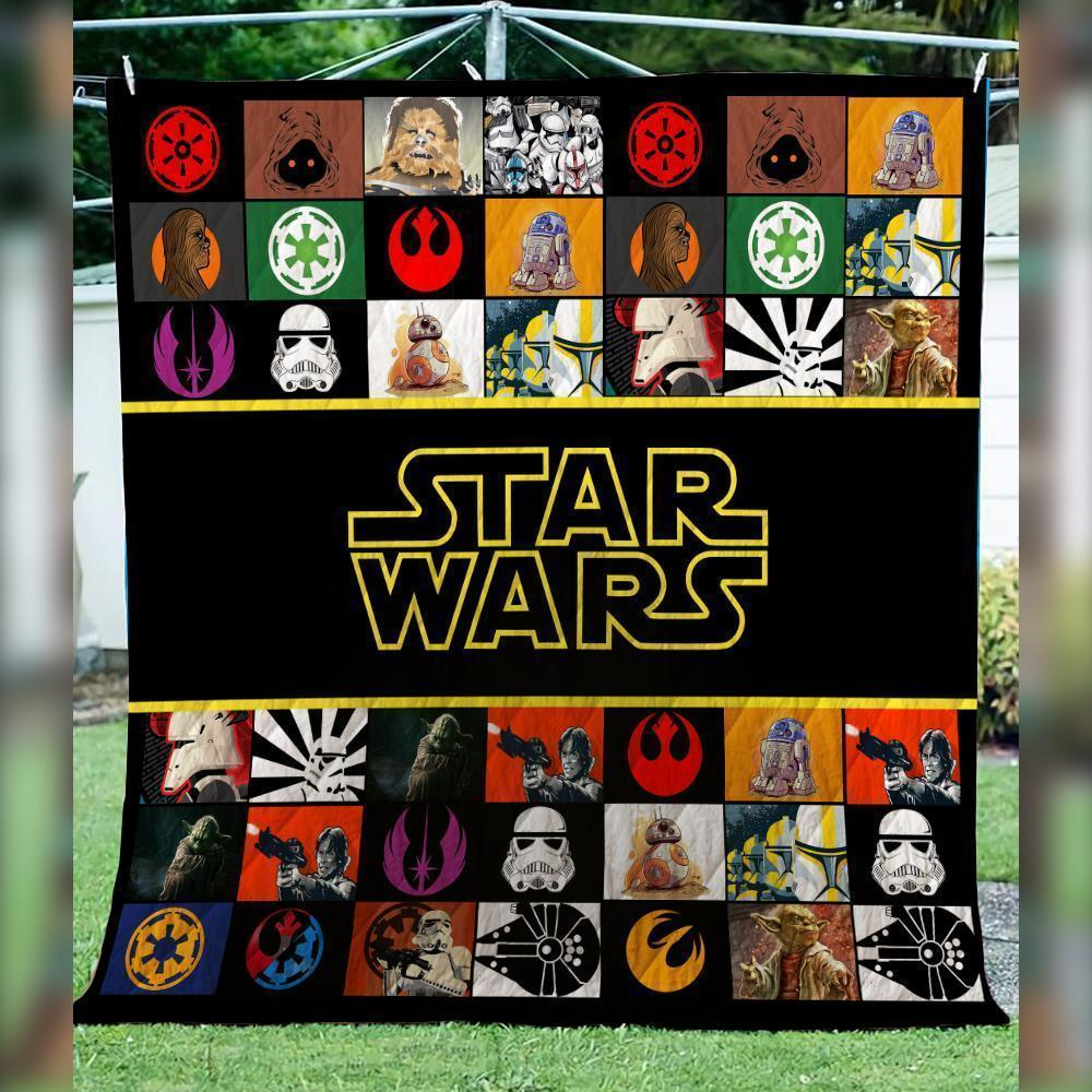 Star Wars Inspired Quilts 1