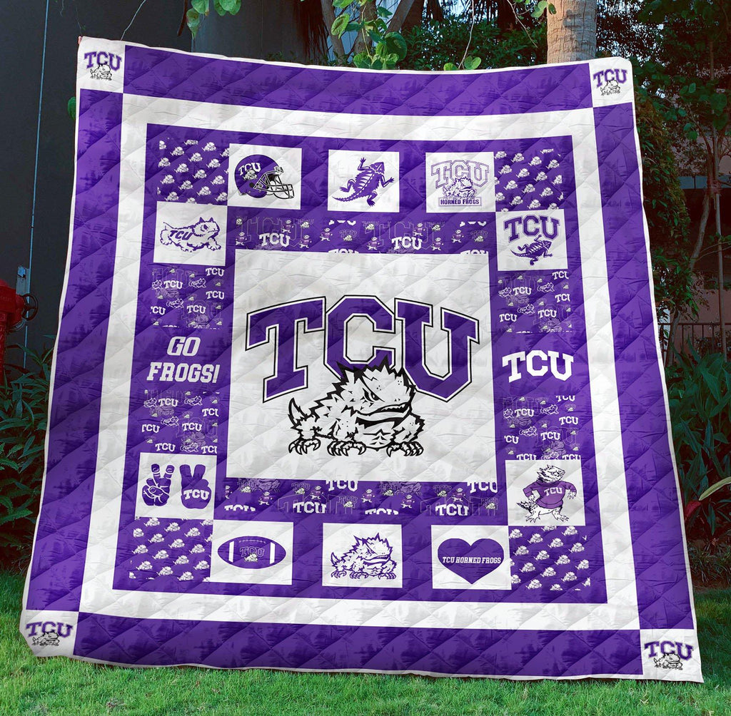 TCU Horned Frogs Ver2 Quilts