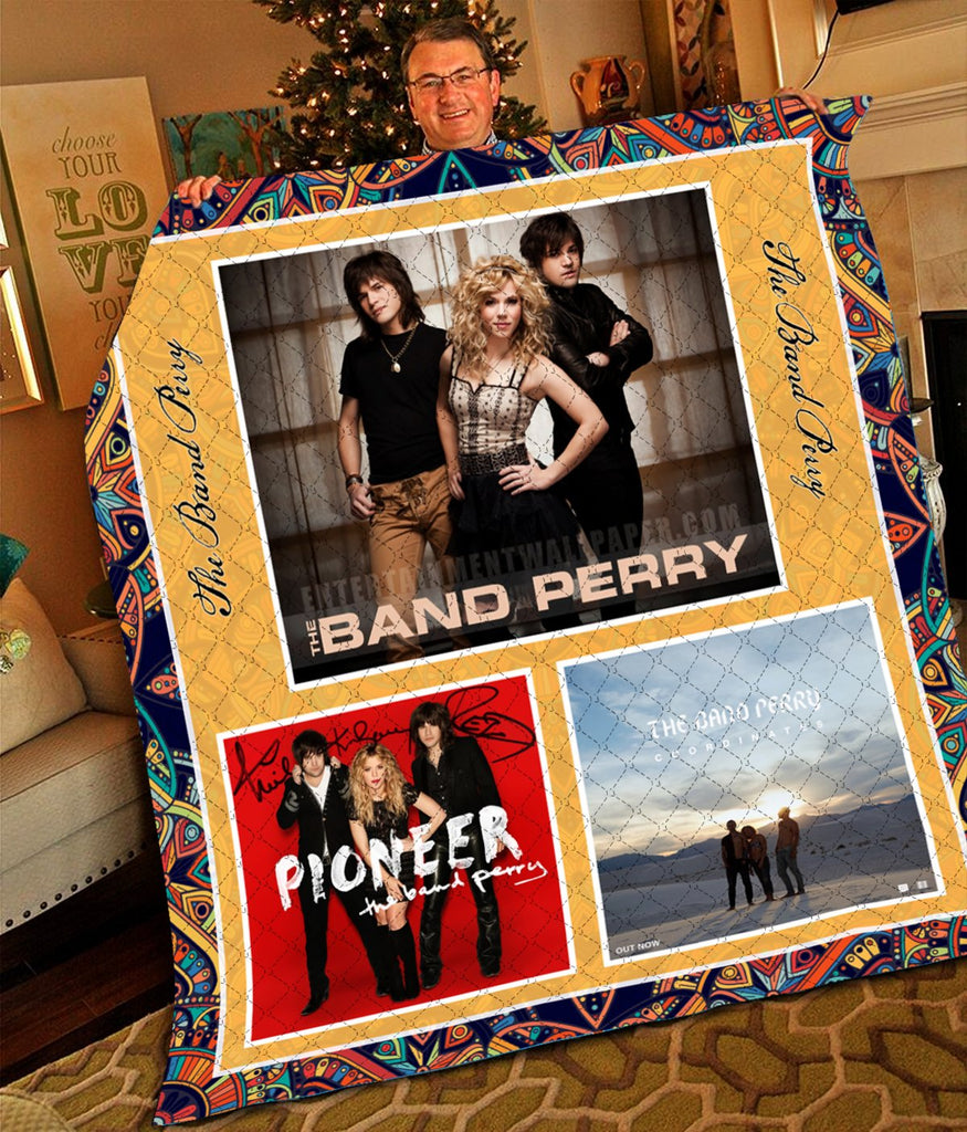THE BAND PERRY - 3D QUILT