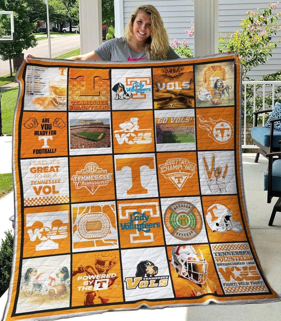 Tennessee Volunteers Quilts