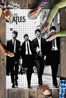 The Beatles Puzzle 500 Pieces V1
