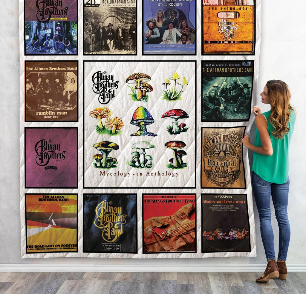The Allman Brothers Compilation Album Quilts