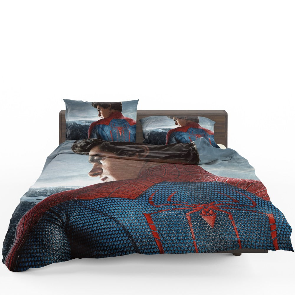 The Amazing Spider-Man Movie Andrew Garfield Bedding Set
