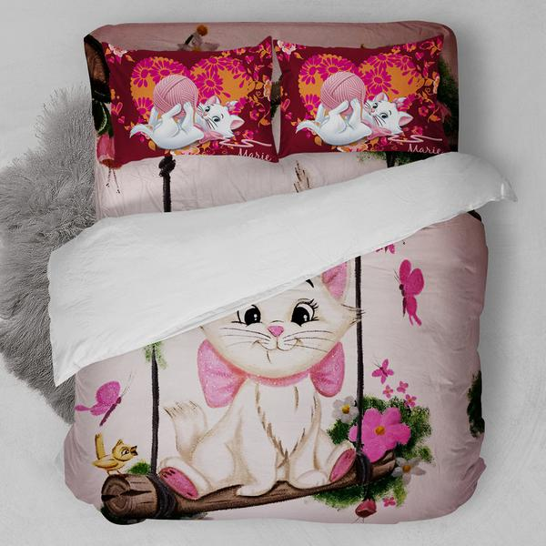 The Aristocats Marie Bedding Set