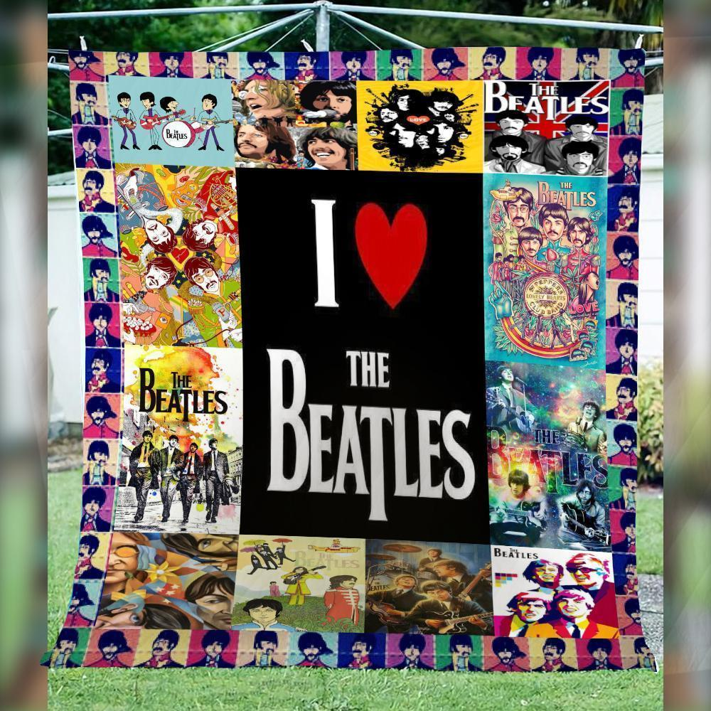 The Beatles Quilts