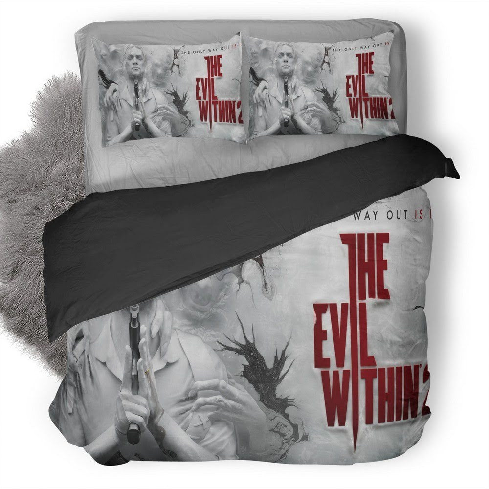 The Evil Within Bedding Set
