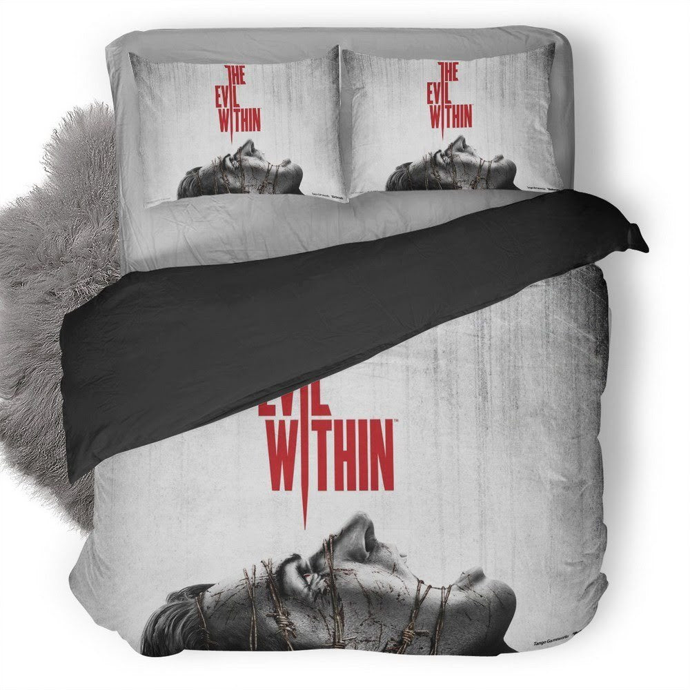 The Evil Within Bedding Set 1