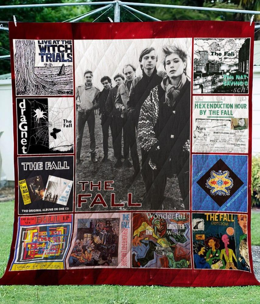 The Fall Album Quilts