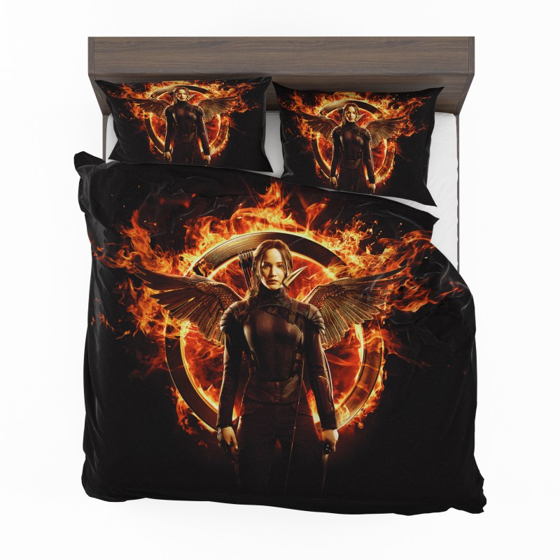 The Hunger Games Movie Bedding Set