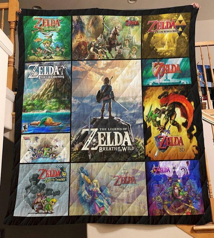 The Legend Of Zelda Quilts