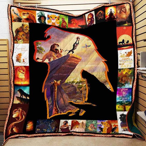 The Lion King Quilts