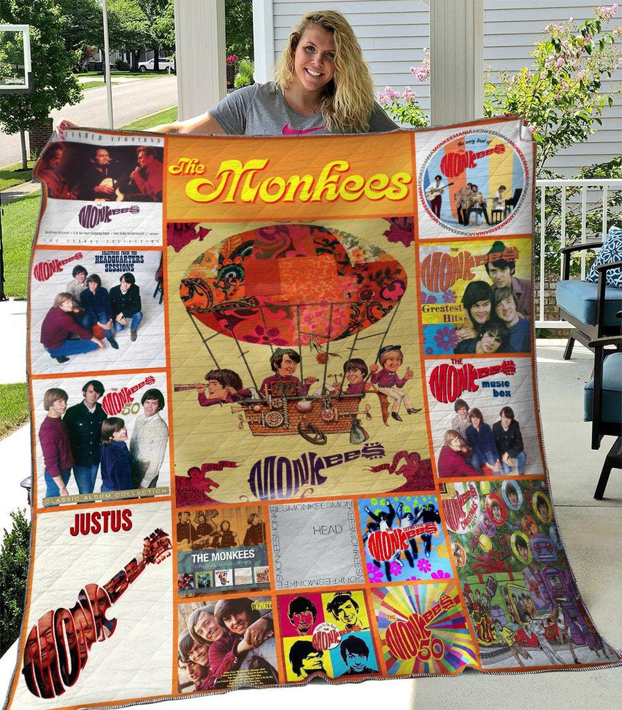 The Monkees Quilts