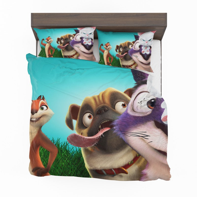 The Nut Job 2 Nutty By Nature Animation Movie Bedding Set