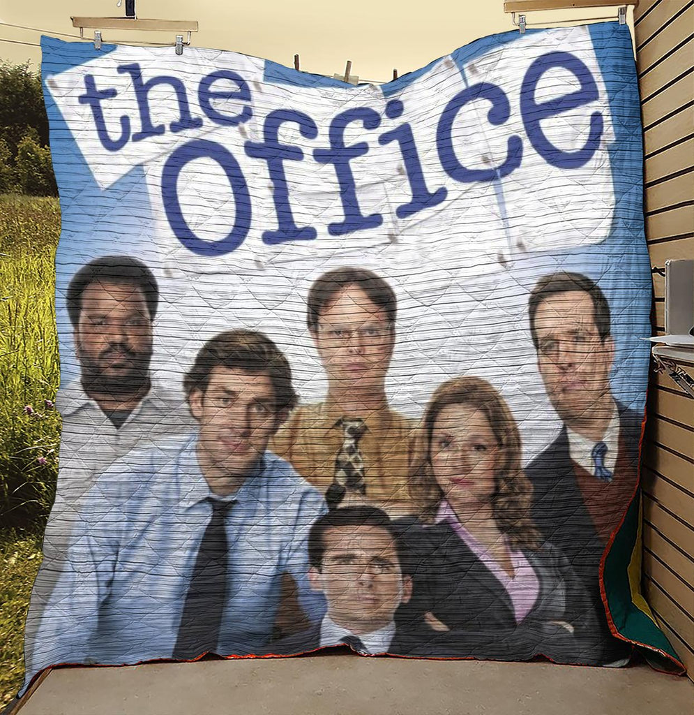 The Office Image Quilts
