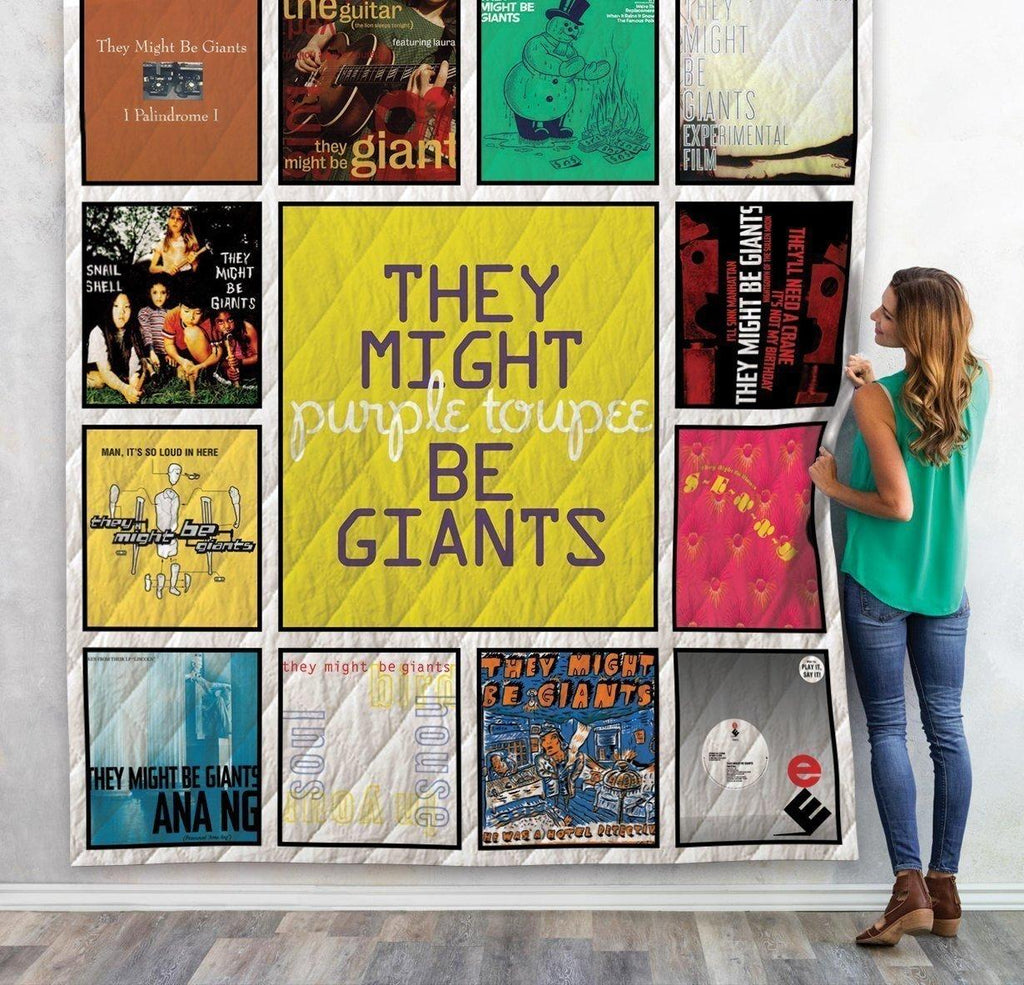 They Might Be Giants Singles Album 1 Quilts