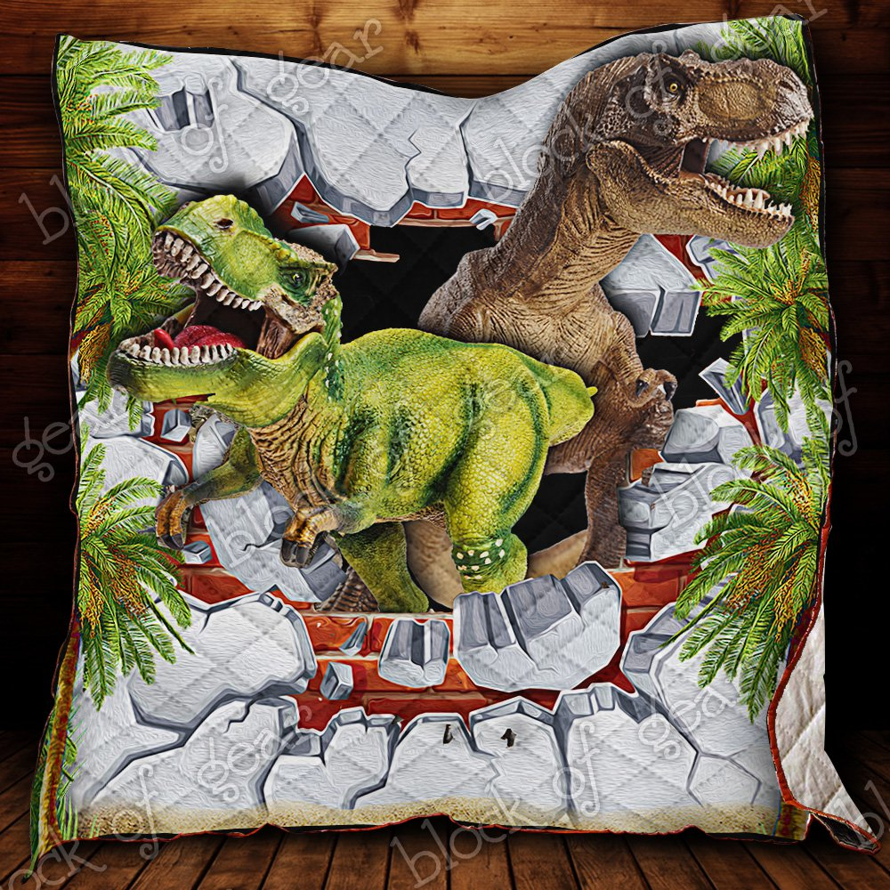Time Travel Dinosaur Quilts