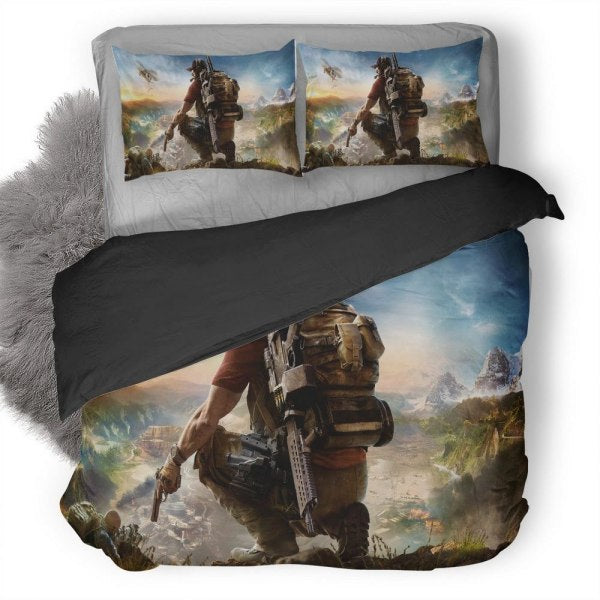 Tom Clancy's Ghost Recon Wildlands Bedding Set 2