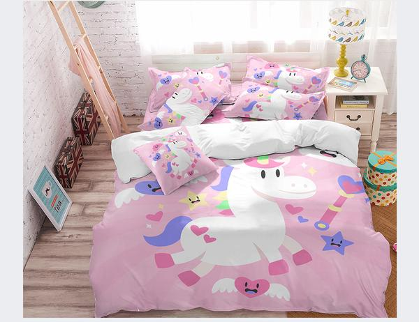 Unicorn AS43 Bedding Set