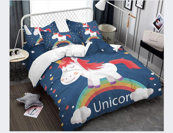 Unicorn AS52 Bedding Set