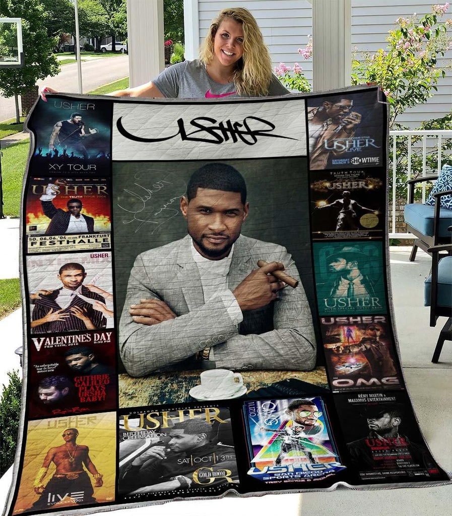 Usher Quilts