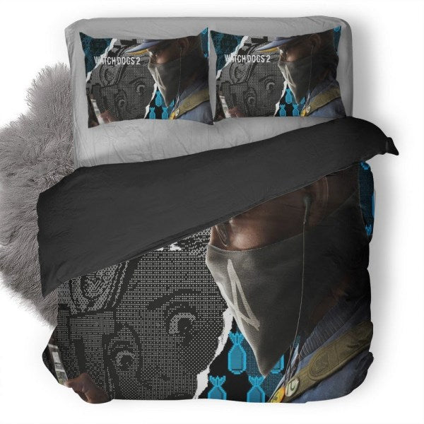 Watch Dogs Wrench Bedding set V15