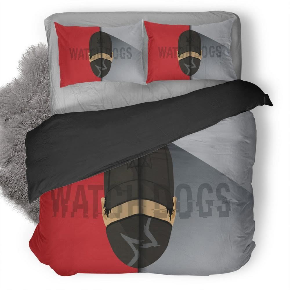 Watch Dogs Wrench Bedding set V20