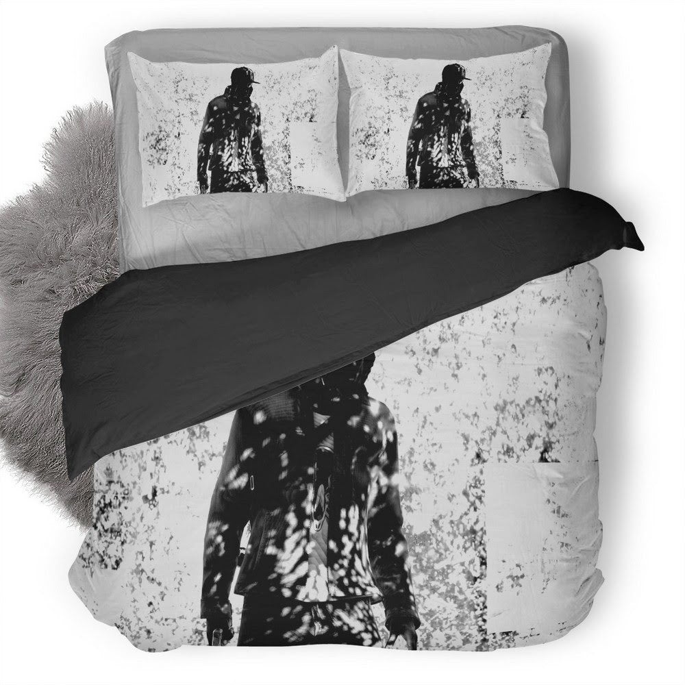 Watch Dogs Wrench Bedding set V9
