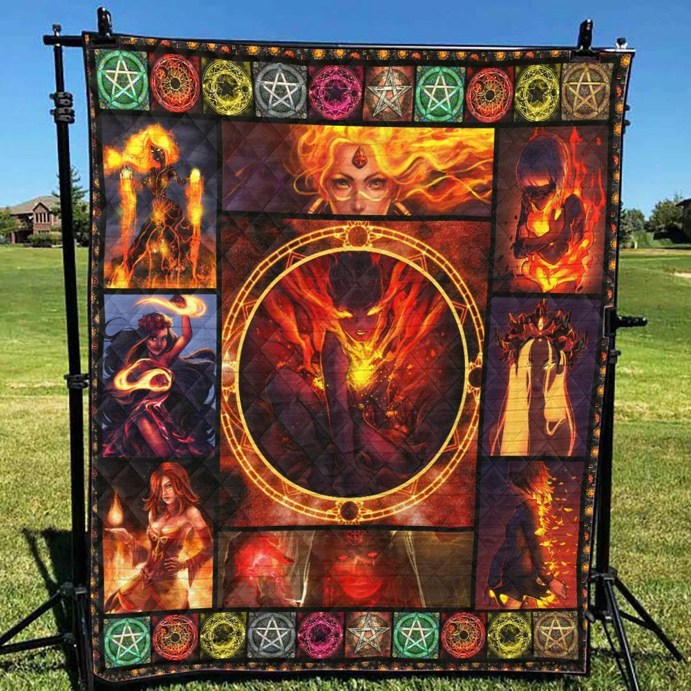 Wicca 2 Quilts