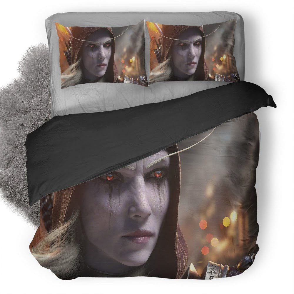 World Of Warcraft Darlady Bedding set