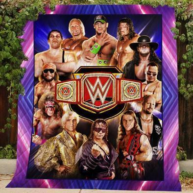 Wrestling WWE Quilts