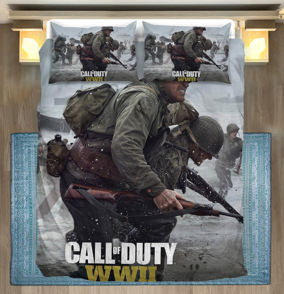 call of duty bedding set