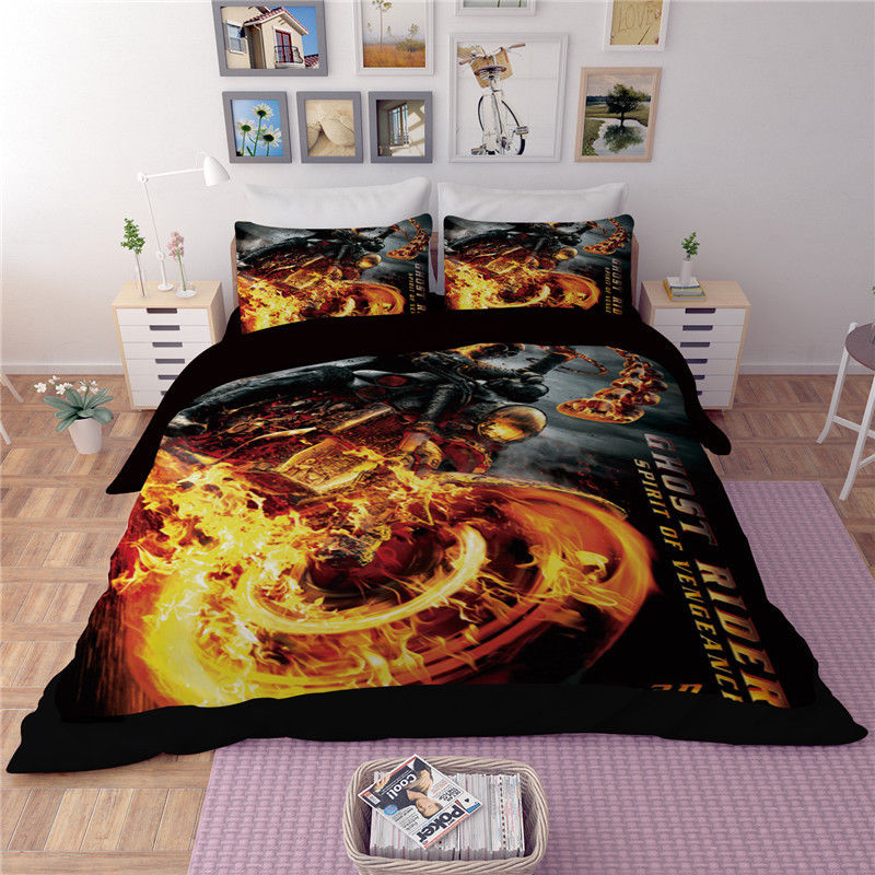 ghots raider bedding set 4