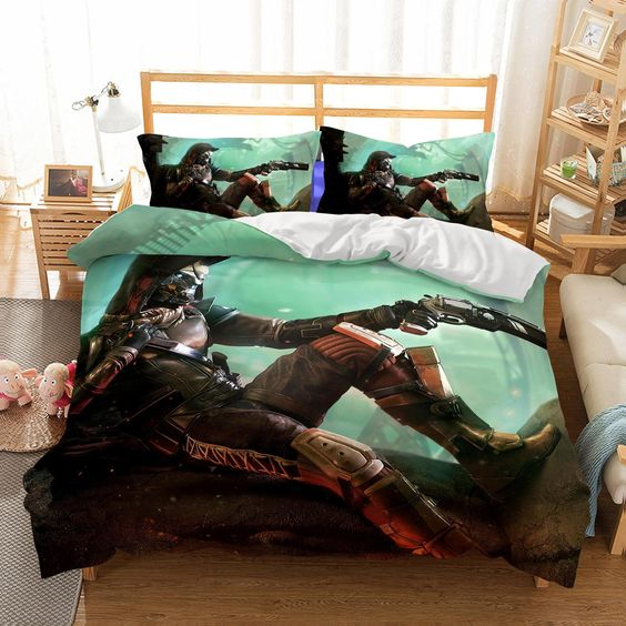 wholesale Game DESTINY2 Printed 8 Bedding Sets