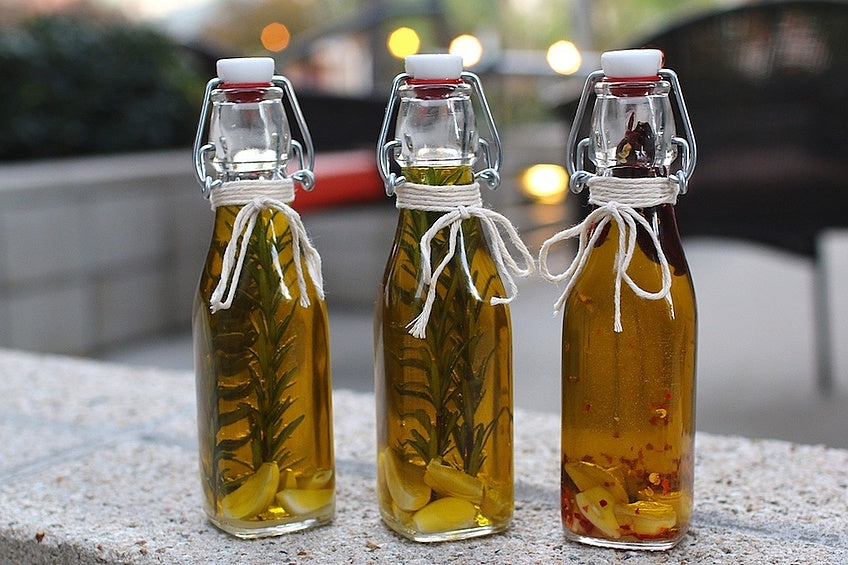 Learn How To Infuse Olive Oil