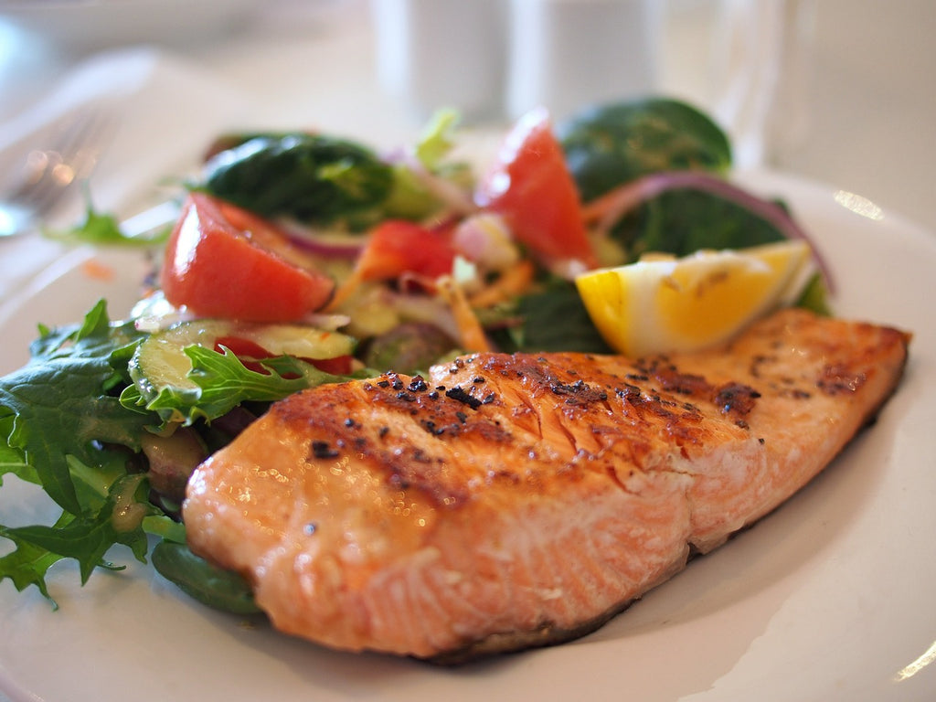 How To Make Orange Maple Balsamic Vinegar Salmon