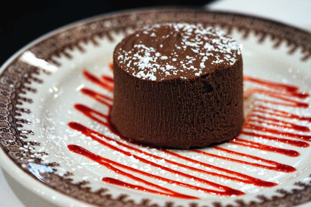 Learn How To Make Chocolate Torte with Olive Oil, Almonds and Sea Salt